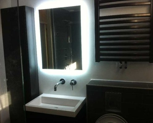 badkamer laten vernieuwen