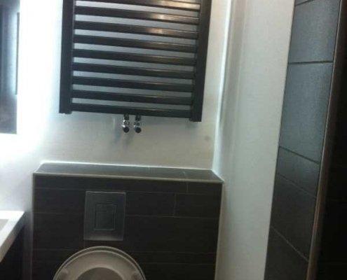 nieuwe toilet laten installeren