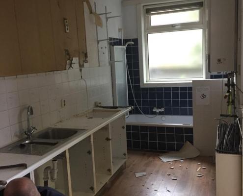 renvatie badkamer en keuken