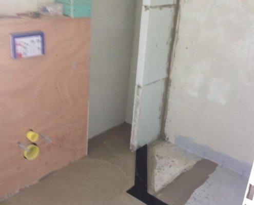 renovation works