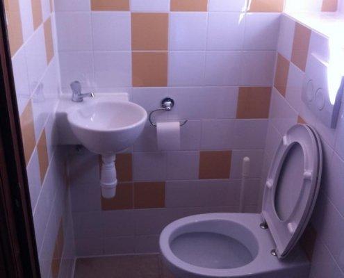 vernieuwing toiletruimte