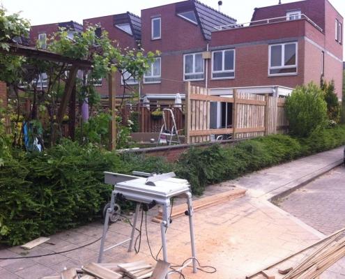 hek laten zetten in Delft