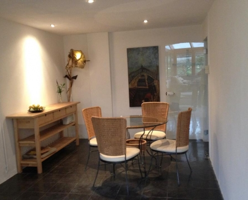 renovatie kleine gastenkeuken